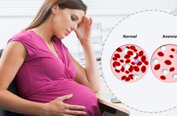 Descubra como tratar anemia na gravidez